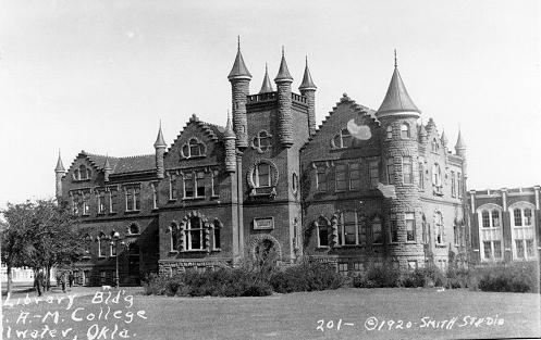 Williams-Hall-Library-OKStateU-formerlyAM-Stillwater.jpg