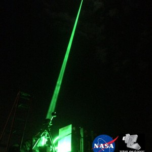 200 Watt Extreme Moon Space Sky Laser NASA And Tribal Existance Productions Worldwide 2014